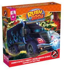 Rush & Bash. Monster Chase