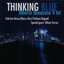 Thinking Blue - CD Audio di Alberto Bonacasa