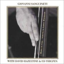 Hard to Find - CD Audio di Giovanni Sanguineti