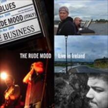 Live in Ireland - CD Audio di Rude Mood