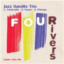 Fourivers - CD Audio di Jazz Bandits Trio