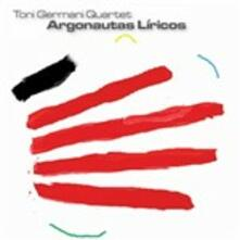 Argonautas Liricos - CD Audio di Toni Germani