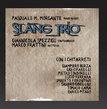 Slang Trio - CD Audio di Slang Trio