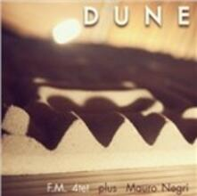 Dune (feat. Mauro Negri) - CD Audio di F.M. 4tet