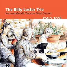 Italy 2016 - CD Audio di Billy Lester