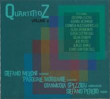 Volume II - CD Audio di Quartetto Z