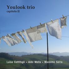 Capitolo II - CD Audio di Youlook Trio