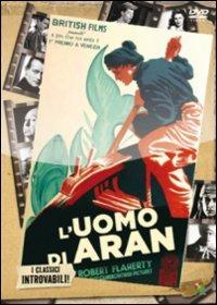 Cover Dvd uomo di Aran (DVD)