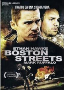 Boston Streets di Brian Goodman - DVD