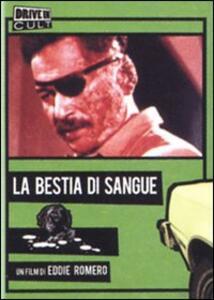 La bestia di sangue di Eddie Romero - DVD