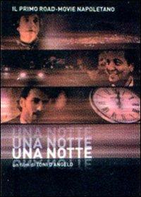 Cover Dvd Una notte