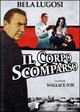Cover Dvd DVD Il Corpo Scomparso