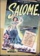 Cover Dvd DVD Salomè