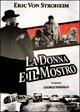 Cover Dvd La donna e il mostro