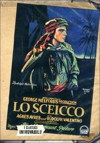 Cover Dvd Lo sceicco