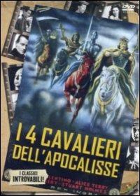 Locandina I quattro cavalieri dell'apocalisse [1]