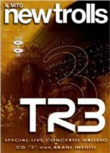 Il mito New Trolls. TR3 - CD Audio + DVD di New Trolls