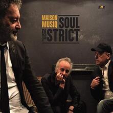 Soul District 2nd - CD Audio di Maison Musiq