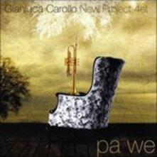 Pa We - CD Audio di Gianluca Carollo