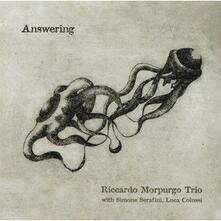 Answering - CD Audio di Riccardo Morpurgo