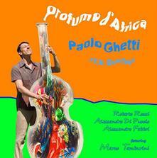 Profumo d'Africa - CD Audio di Paolo Ghetti