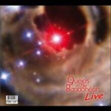 Live - CD Audio di Quejas de Bandoneon
