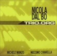 Trio.org - CD Audio di Nicola Dal Bo