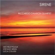 Sirene - CD Audio di Riccardo Chiarion