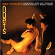 Duets - CD Audio di Maurizio Brunod