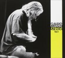 Stride vol.1 - CD Audio di Claudio Cojaniz