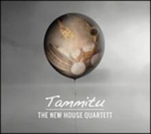 Tammitu - CD Audio di New House Quartett
