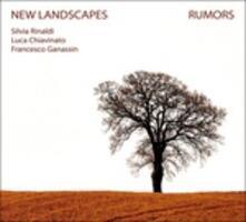 Rumors - CD Audio di New Landscapes
