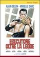 Cover Dvd Esecutore oltre la legge