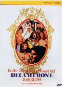 Cover Dvd Beffe licenzie et amori del Decamerone segreto