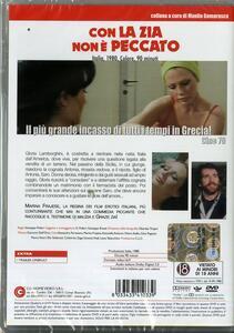 Con la zia non è peccato di Giuseppe Pulieri - DVD - 2