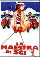 Cover Dvd DVD La maestra di sci