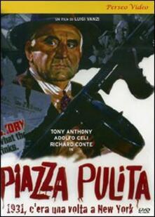 Piazza pulita di Luigi Vanzi - DVD