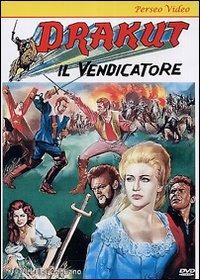 Cover Dvd Drakut il vendicatore