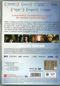Lasciami entrare di Tomas Alfredson - DVD - 2