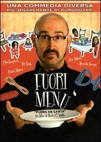 Cover Dvd Fuori menù. Fuera de carta