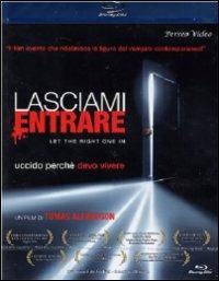 Cover Dvd Lasciami entrare