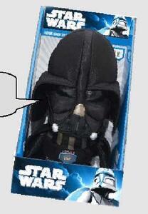 Peluche parlante di Darth Vader