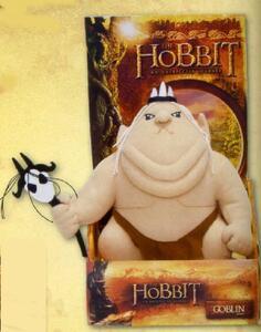 Hobbit. Goblin King Peluche