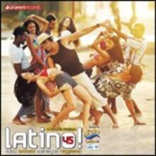 Latino! 45 ( + Rivista) - CD Audio