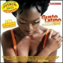 Gusto Latino Summer 2010 - CD Audio