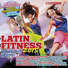 Latin Fitness 2015 - CD Audio