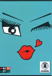 Cartoleria Quaderno spiralato Maxi A4 Quadretti 4 mm Invicta Face Invicta 2
