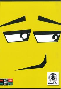 Cartoleria Quaderno spiralato Maxi A4 Quadretti 4 mm Invicta Face Invicta 4