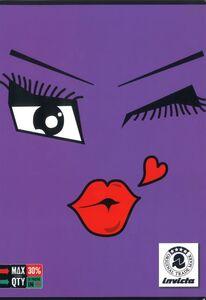 Cartoleria Quaderno spiralato Maxi A4 1 Rigo Invicta Face con Copertina in plastica trasparente Invicta 1