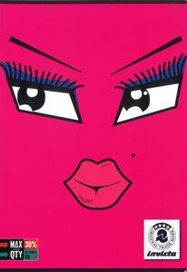 Cartoleria Quaderno spiralato Maxi A4 1 Rigo Invicta Face con Copertina in plastica trasparente Invicta 2